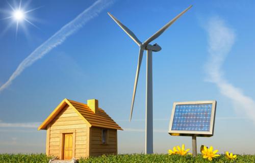 Альтернативной энергетики дома своими руками фото
